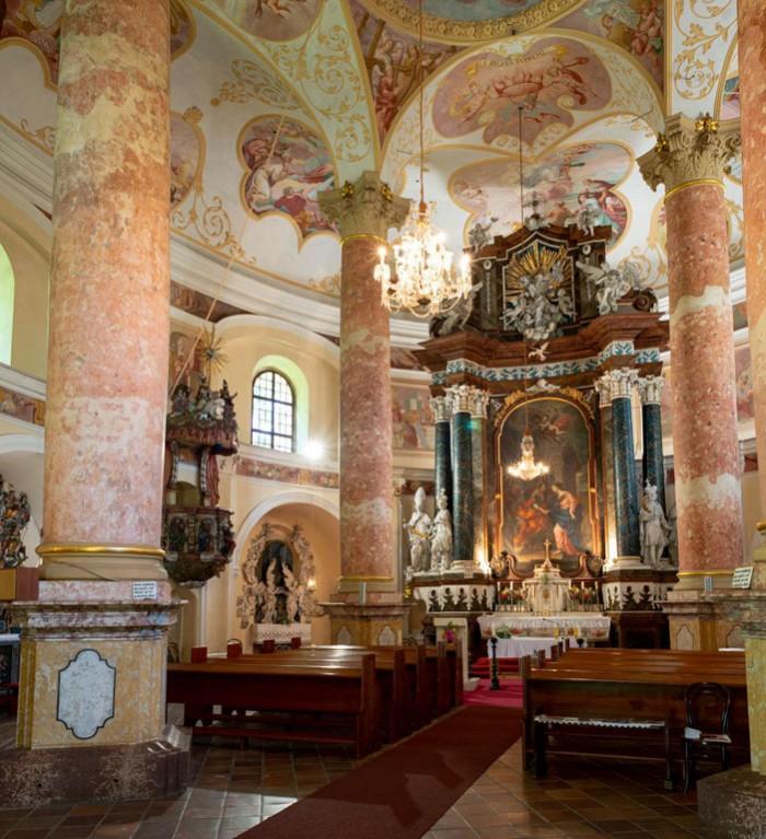 Kaple V Lipkách 4