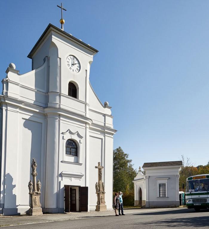 Šikmý kostel 3
